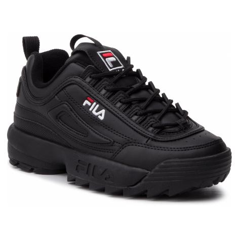 Sneakersy FILA - Disruptor Low Wmn 1010302.12V Black/Black