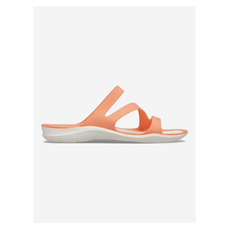 Swiftwater™ Sandále Crocs Oranžová