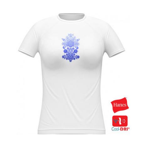 Dámské tričko SPORT Folklorní motivy