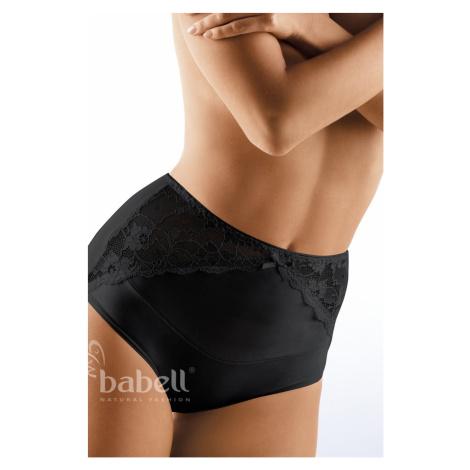 Dámské kalhotky Babell 053 plus černé   černá