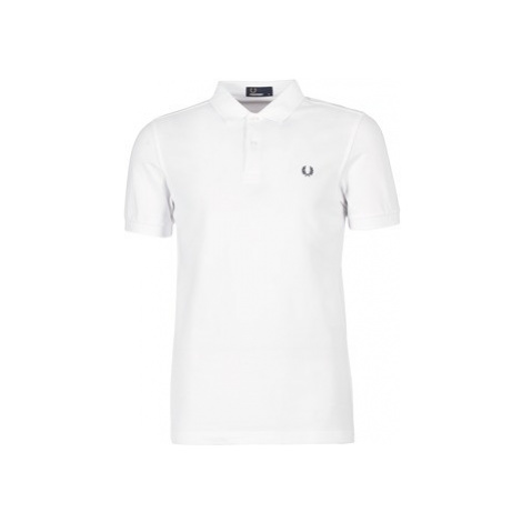 Fred Perry THE FRED PERRY SHIRT Bílá