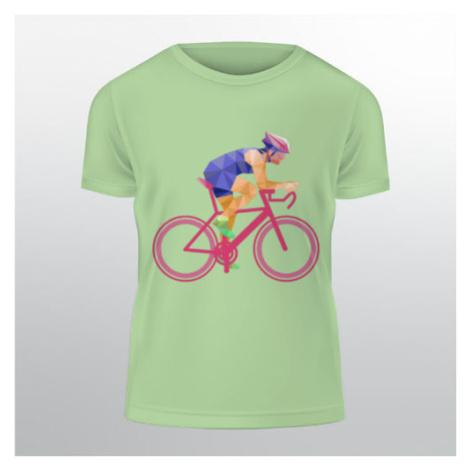 Pánské tričko Classic Heavy Cyklista