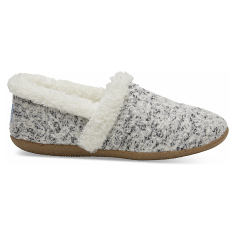 BIRCH WOOLEN WM HOUSE SLIP Toms