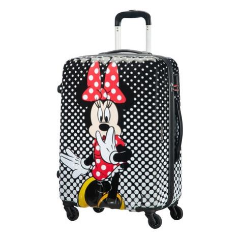 AT Kufr dětský Legends Disney Spinner 65/27 Minnie Mouse Polka Dot, 47 x 27 x 65 (64479/4755) American Tourister