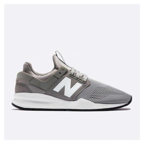 Šedé pánské tenisky New Balance MS247EG