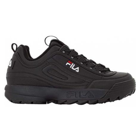 Fila DISRUPTOR LOW WMN černá - Dámské volnočasové boty