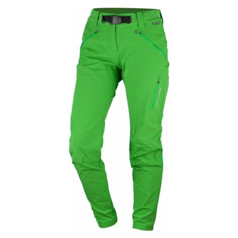 NORTHFINDER KOLINA Dámské outdoorové kalhoty NO-4693OR300 tmavě zelená