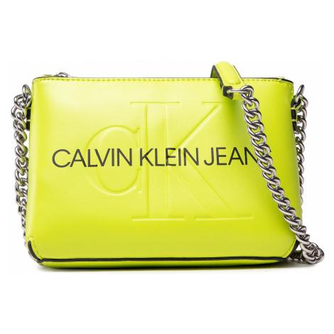 Calvin Klein Jeans Sculpted Camera Pouch W/Cha Mono K60K608688