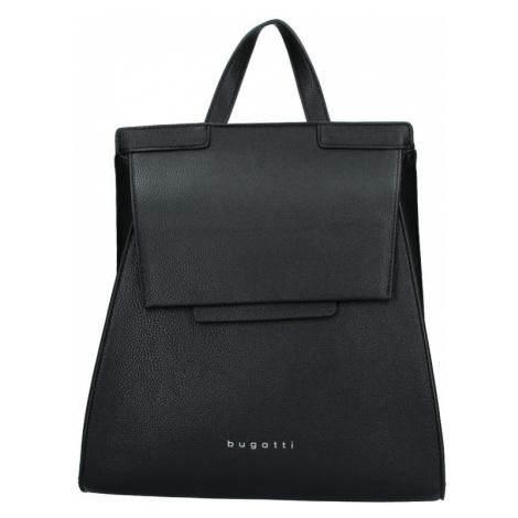 Elegantní dámský batoh Bugatti Kerry - černá