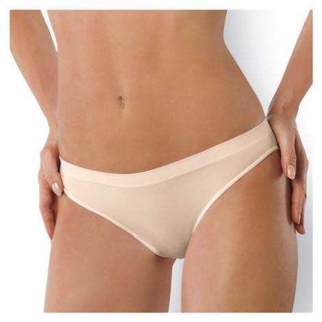 Kalhotky s nízkým pasem bezešvé Slip vita bassa Intimidea