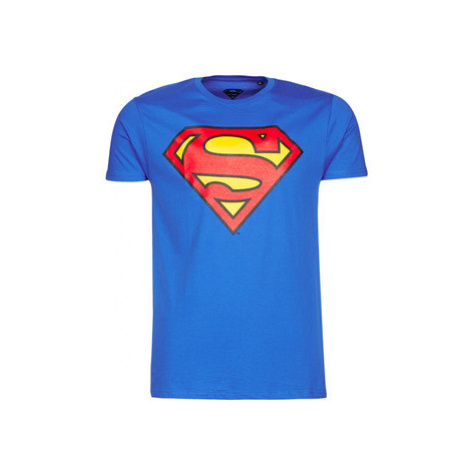 Casual Attitude SUPERMAN LOGO CLASSIC Modrá