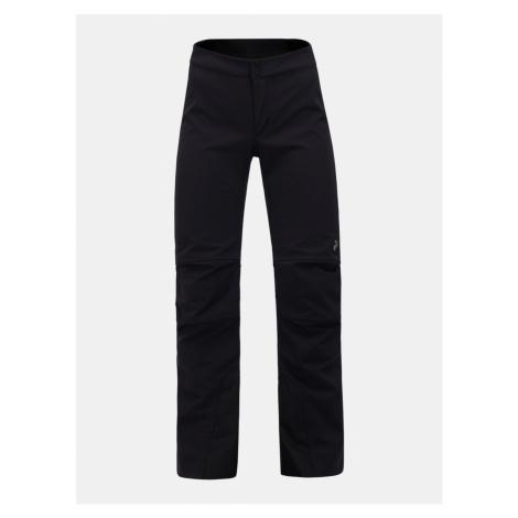 Kalhoty Peak Performance W Stretch Pants - Černá
