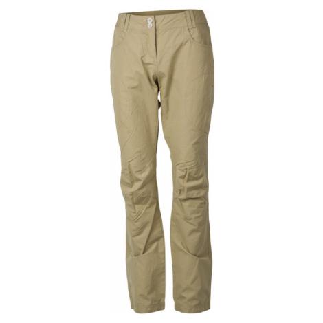 NORTHFINDER LEAH Dámské kalhoty NO-4425SP3287 písek