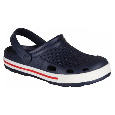 COQUI LINDO Pánské sandály 6403-363 Navy/White