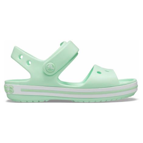Crocs Crocband Sandal Kids Neo Mint J3