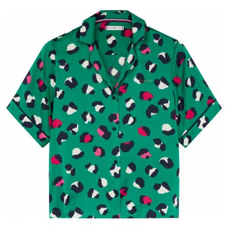 Dámské triko na spaní UW0UW02351-LD7 - Calvin Klein