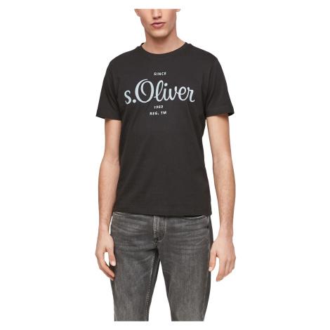 s.Oliver pánské triko s krátkým rukávem 03.899.32.6954/9999