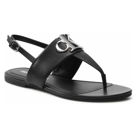 Calvin Klein Jeans Flat Sandal Hw Lth YW0YW00145