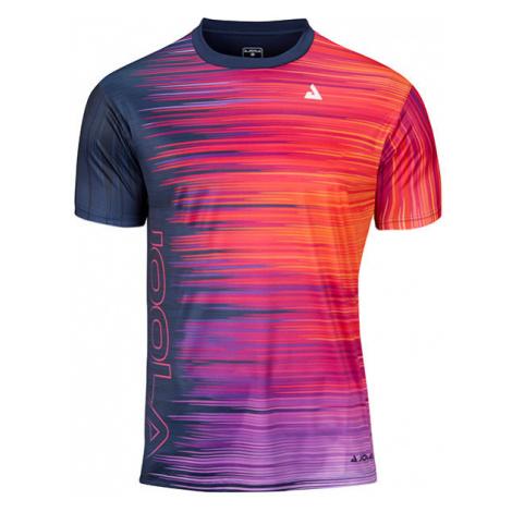 Pánské tričko Joola T-Shirt Synchro Blue/Pink