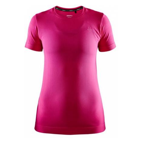 Dámské tričko CRAFT Fuseknit Light SS růžová