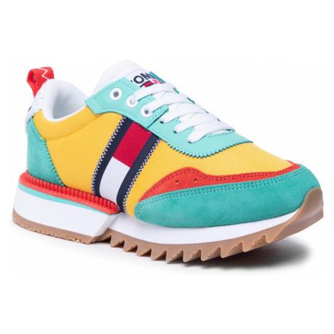 Tommy Jeans Abo Cleated Tommy Jeans Sneakers EN0EN01619 Tommy Hilfiger