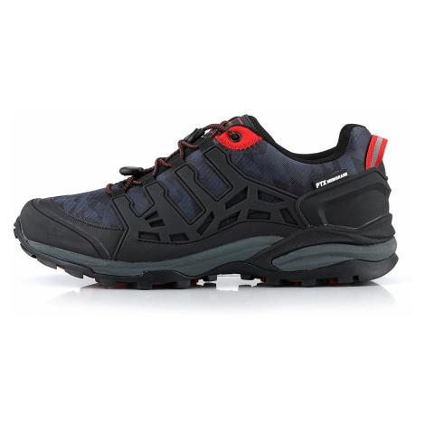 UNI outdoorová obuv Alpine Pro DEERINGA - černá