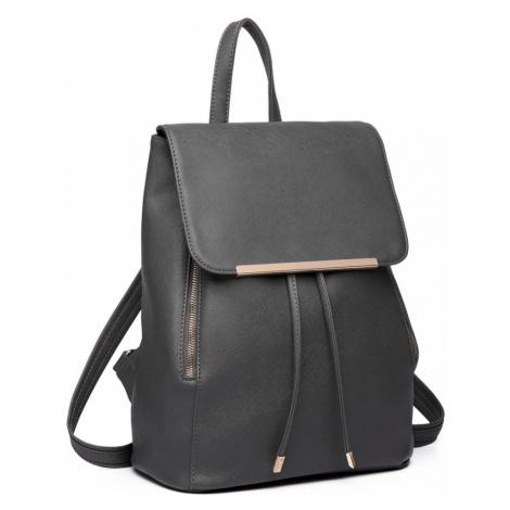 Šedý stylový dámský modní batoh Frell Lulu Bags