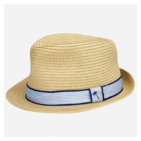 Chlapecký klobouk Mayoral 10814 | bílá
