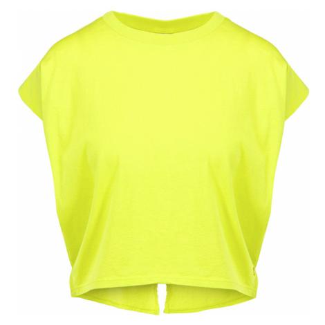 Tričko Deha HYPE Żółty