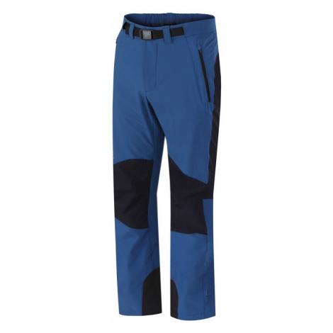 Pánské kalhoty Hannah Garwyn moroccan blue/anthracite