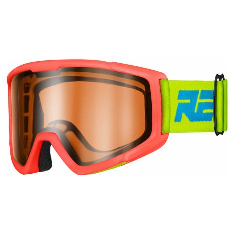 Dětské lyžařské brýle Relax Slider Barva obrouček: červená
