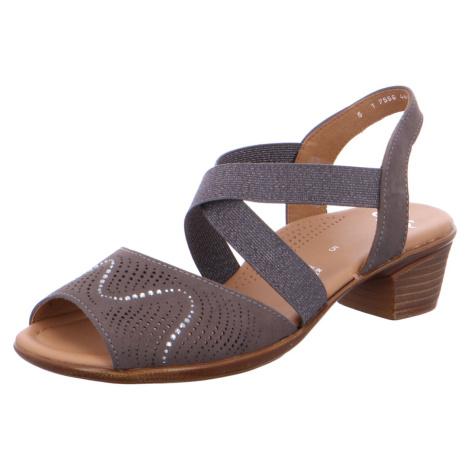 "Dámské sandály ara ""Lugano"""