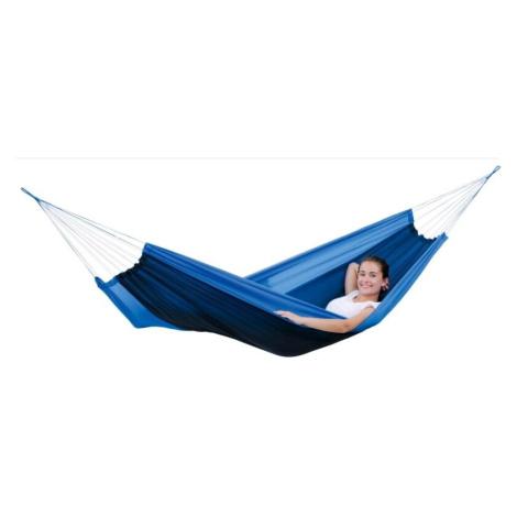 Hamaka - houpací síť AMAZONAS® Silk Traveller - modrá-ocean