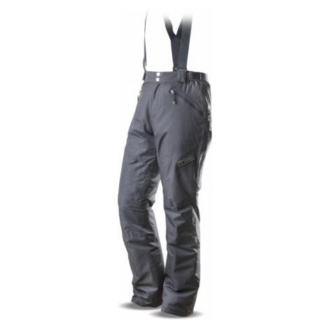 Pánské lyžařské kalhoty TRIMM Tiger dark grey
