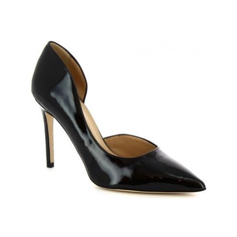 Leonardo Shoes SHEERY VERNICE NERO Černá