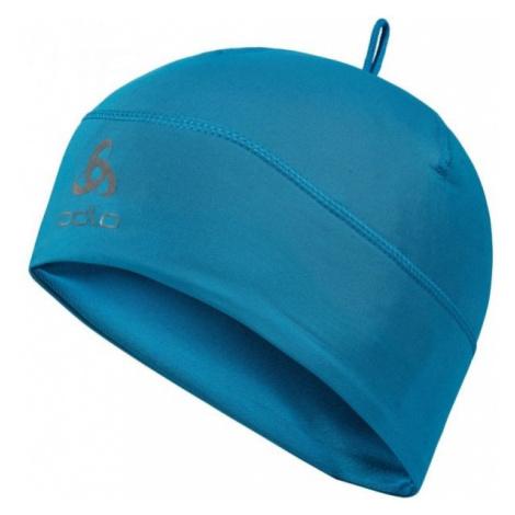 Odlo HAT POLYKNIT WARM KIDS modrá - Dětská funkční zimní čepice