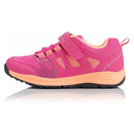 Dětská outdoorová obuv Alpine Pro ARNEO - růžová