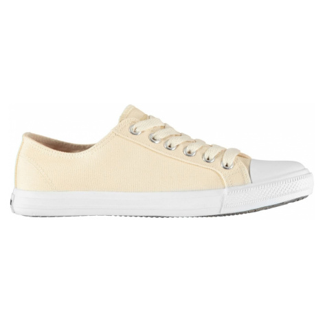 SoulCal Canvas Low Profile Womens Trainers Soulcal & Co