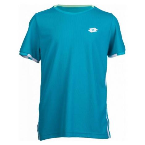 Lotto SQUADRA B TEE PL modrá - Chlapecké tričko