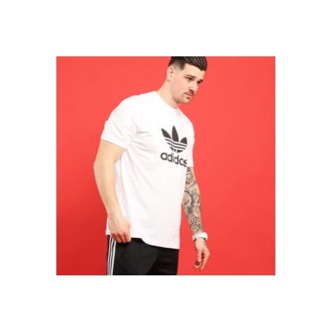 adidas Originals Trefoil T-shirt bílé