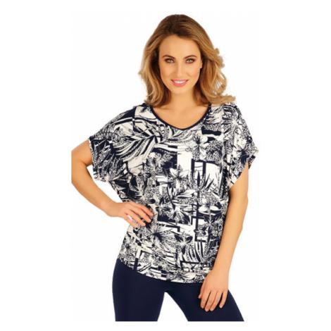 Dámské tričko s krátkým rukávem Litex 5A025 | tisk