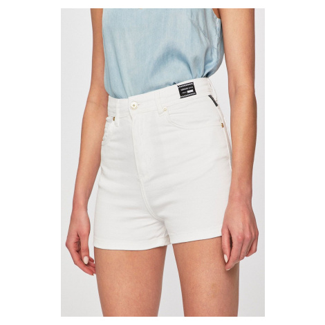 Bílé šortky - VERSACE JEANS COUTURE