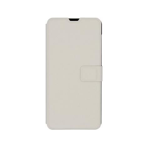 iWill Book PU Leather Case pro Xiaomi Redmi Note 9 Pro / Note 9S White