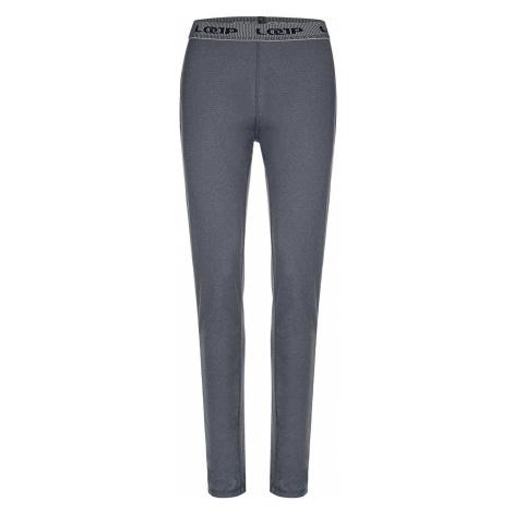 Funkční kalhoty LOAP Peddy šedé
