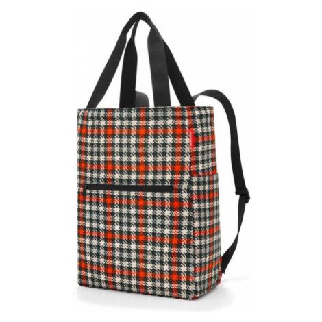 Batoh a taška Reisenthel Mini Maxi 2v1 Glencheck red