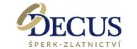 Decus-sperk-zlatnictvi.cz